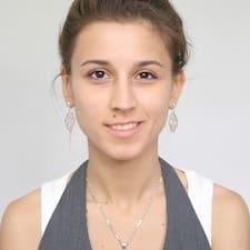Desislava User Profile