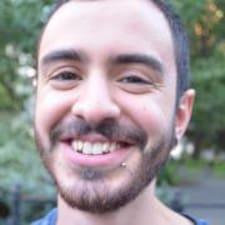 Giovonni User Profile