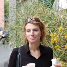 Profil utilisateur de Maréva
