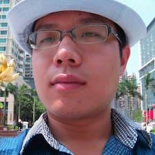 Профиль пользователя Weiyu