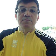 Henkilön Francisco Hernani käyttäjäprofiili