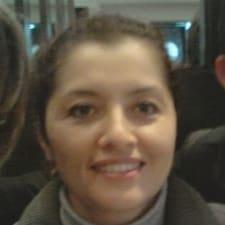 Profil utilisateur de Adriana Victoria