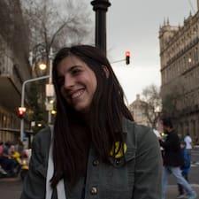โพรไฟล์ผู้ใช้ Sofía