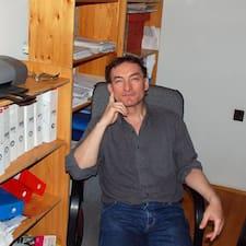 Profilo utente di Géza