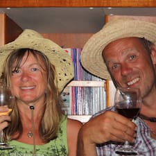 Lorraine And Marco User Profile