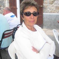 Marie Paule ist der Gastgeber.