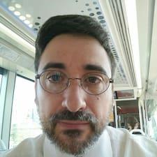 Profil utilisateur de Regis