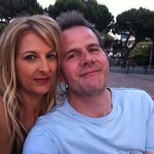 Profilo utente di Jonty And Denise