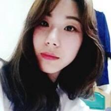 Профиль пользователя 지영