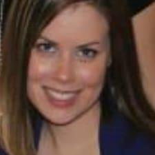 C. Elise felhasználói profilja