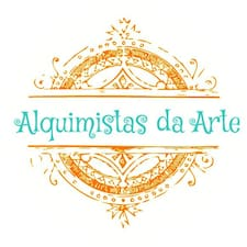 Alquimistas Da Arte est l'hôte.