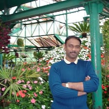 Jaikrishnan is the host.