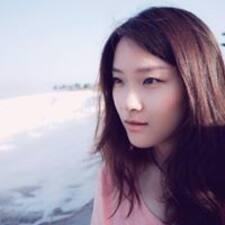 Профиль пользователя Jieun