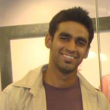 Kushagra felhasználói profilja
