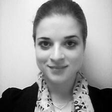 Profil utilisateur de Paula- Marie