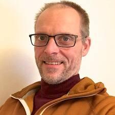 Användarprofil för Robert