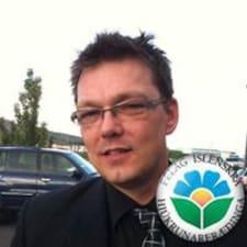 Profil utilisateur de Guðmundur