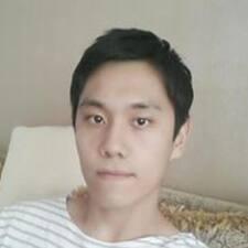 Dongyoon的用戶個人資料