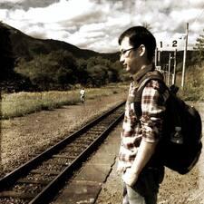 Xiangyu felhasználói profilja
