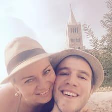 Eva & Aron User Profile