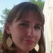 Profil utilisateur de Andréea