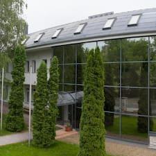 Användarprofil för Pihenőház