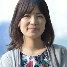 Perfil de usuario de Yoonhye