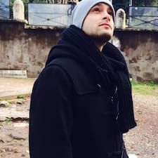 Profil utilisateur de Prakash