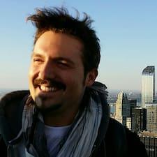 Giulio - Uživatelský profil