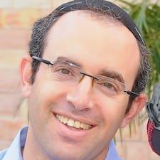 Yossi felhasználói profilja