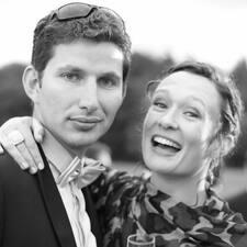 Laurent & Justine的用戶個人資料