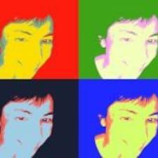 Marie-Paule felhasználói profilja