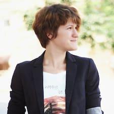 Ольга用戶個人資料