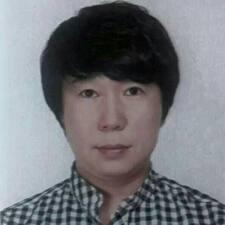 Gebruikersprofiel Tae Jin