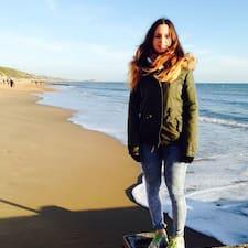 Johanna Sara felhasználói profilja