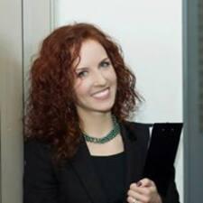 Rima felhasználói profilja