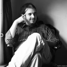 Jakub felhasználói profilja