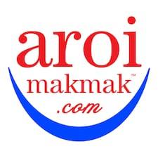 Profil utilisateur de Aroi