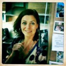 Maartje felhasználói profilja