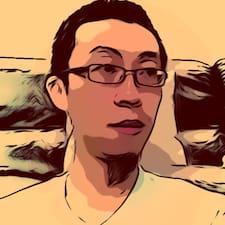 Профиль пользователя Jiang