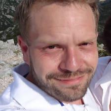 Pavol felhasználói profilja