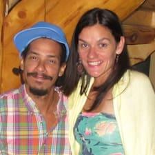 Gebruikersprofiel Amber & Sérgio
