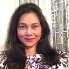 Sheila - Uživatelský profil