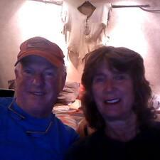 Sandy /Robert es el anfitrión.