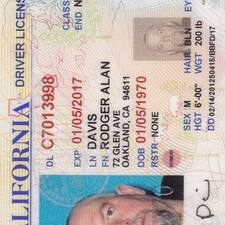 Rodger User Profile