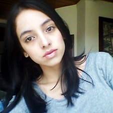 María Alejandra的用户个人资料