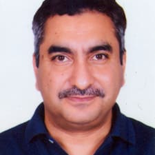 Profil korisnika Sunil