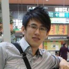 Gebruikersprofiel Javid Chien-Hsin