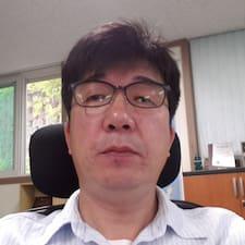 Профиль пользователя Jonghan