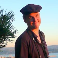 Henkilön Rafael käyttäjäprofiili
